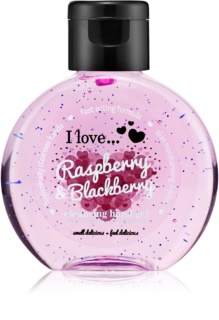 I love... Raspberry & Blackberry handreinigingsgel