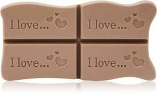 I love... Chocolate Hudge Cake Seife