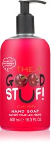 I love... The Good Stuff Cherry sabão liquido para mãos
