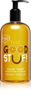I love... The Good Stuff Satsuma sabonete líquido para mãos