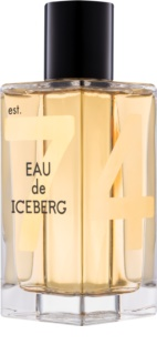 Iceberg Eau de Iceberg 74 Oud Eau de Toilette for Men 100 ml