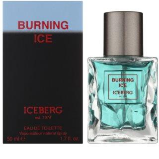 Iceberg Burning Ice woda toaletowa dla mężczyzn