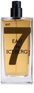 Iceberg Eau de Iceberg Amber eau de toilette teszter férfiaknak 100 ml