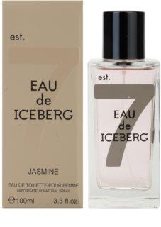 Iceberg Eau de Iceberg Jasmine Eau de Toilette para mulheres 100 ml