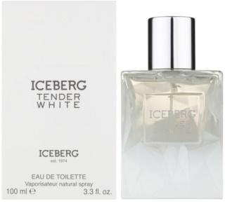 Iceberg Tender White eau de toilette para mujer 100 ml