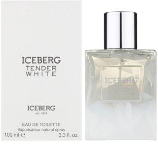 Iceberg Tender White Eau de Toilette para mulheres 100 ml