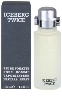 Iceberg Twice pour Homme Eau de Toilette para homens 125 ml