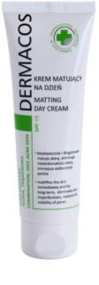 Ideepharm Dermacos Combination Oily Acne Skin zmatňujúci denný krém SPF 15