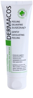 Ideepharm Dermacos Combination Oily Acne Skin jemný čisticí peeling