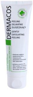 Ideepharm Dermacos Combination Oily Acne Skin jemný čistiaci peeling