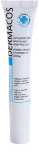 Ideepharm Dermacos Dry Sensitive Allergic Skin hypoallergene Augencreme mit feuchtigkeitsspendender Wirkung