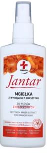 Ideepharm Medica Jantar bezoplachová vlasová starostlivosť pre poškodené vlasy