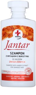 Ideepharm Medica Jantar šampon za oštećenu kosu