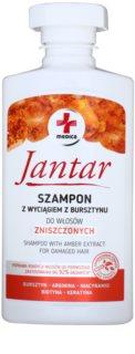 Ideepharm Medica Jantar σαμπουάν για ταλαιπωρημένα μαλλιά