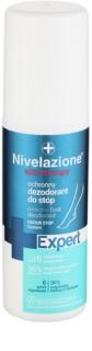 Ideepharm Nivelazione Expert освежаващ дезодорант за крака