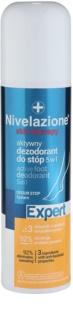 Ideepharm Nivelazione Expert deodorante per i piedi attivo 5 in 1 in spray