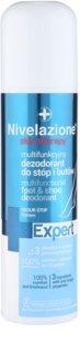 Ideepharm Nivelazione Expert desodorante en spray para pies y zapatos