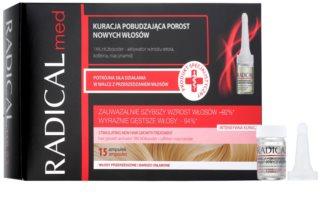 Ideepharm Radical Med φροντίδα για διέγερση της ανάπτυξης των νέων μαλλιών