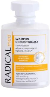 Ideepharm Radical Med Repair regenerační šampon pro poškozené a křehké vlasy