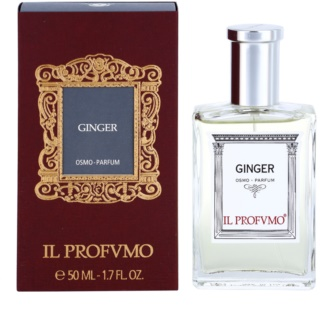IL PROFVMO Ginger Eau de Parfum unisex 50 ml