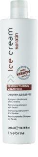 Inebrya Keratin restrukturalizační šampon s keratinem