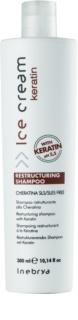 Inebrya Keratin відновлюючий шампунь з кератином