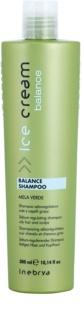 Inebrya Ice Cream Balance šampon na regulaci kožního mazu