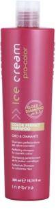 Inebrya Ice Cream Pro-Color szampon do włosów farbowanych