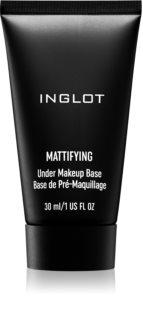 Inglot Mattifying matująca baza pod makijaż