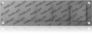 Inglot Freedom System prázdná magnetická paletka pro dekorativní kosmetiku 5 v 1