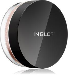 Inglot Sparkling Dust pó brilhante para rosto e corpo