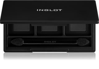 Inglot Freedom System prazna magnetna paleta za dekorativno kozmetiko  z ogledalom