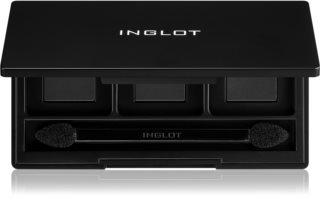 Inglot Freedom System prazna magnetna paleta za dekorativnu kozmetiku sa zrcalom