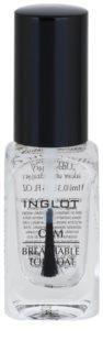 Inglot O₂M закріплювач лаку для нігтів
