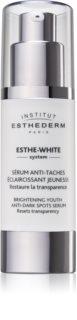 Institut Esthederm Esthe White intensives bleichendes Serum zum Angleichen des Hautbilds