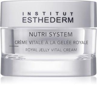 Institut Esthederm Nutri System creme nutritivo com geleia real