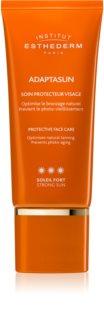Institut Esthederm Adaptasun крем для обличчя для засмаги з високим ступенем UV захисту