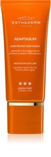Institut Esthederm Adaptasun crema abbronzante viso ad alta protezione UV