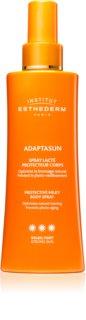 Institut Esthederm Adaptasun Beschermende Zonnebrandmelk in Spray  met Hoge UV Bescherming