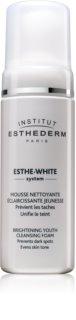 Institut Esthederm Esthe White Reinigungsschaum mit bleichender Wirkung