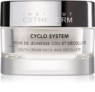Institut Esthederm Cyclo System Anti-Aging Cream for Neck and Décolleté