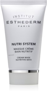 Institut Esthederm Nutri System подхранваща маска - крем с подмладяващ ефект