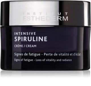Institut Esthederm Intensive Spiruline Highly Concentrated Revitalising Cream for Tired Skin