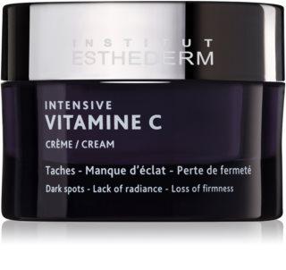 Institut Esthederm Intensive Vitamine C intenzivna njega protiv hiperpigmentacije lica s vitaminom C