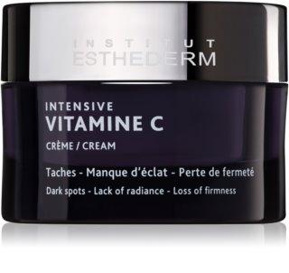 Institut Esthederm Intensive Vitamine C intensieve verzorging hyperpigmentatie met Vitamine C