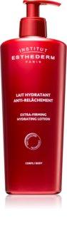 Institut Esthederm Sculpt System lait corporel raffermissant effet hydratant