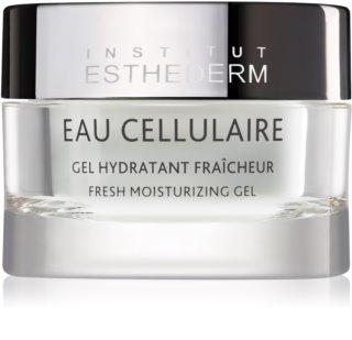 Institut Esthederm Cellular Water erfrischendes und Feuchtigkeit spendendes Gesichtshautgel