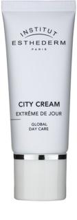 Institut Esthederm City Cream Beschermende Dagcrème tegen Negatieve Invloeden van Buitenaf