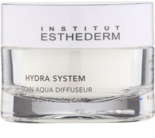 Institut Esthederm Hydra System crema facial con efecto humectante