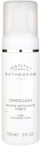 Institut Esthederm Osmoclean mousse nettoyante